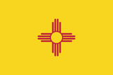 New Mexico,Flag,US State Fl...