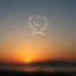 Sea,Sunset,Summer,Badge,Ilu...