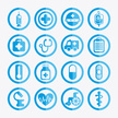 Icon Set,Clinic,Symbol,Silh...