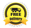 Free Delivery,Free Shipping...