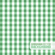 Green Color,Checked,Tablecl...