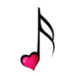 Love,Music,Heart Shape,Musi...