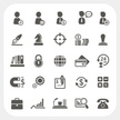Icon Set,Desk,Organization,...