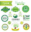 Environmental Conservation,Badge,Label,Vector,Leaf,Old-fashioned,Computer Graphic,Vegetarian Food,Organic,Illustration,Environment,Quality,Biology,Insignia,Freshness,Collection,Nature,Tree,No People