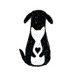 Dog,Domestic Cat,Symbol,Com...