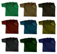 T-Shirt,Military,Men,Textil...