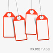 Price Tag,Blank,Packaging,M...