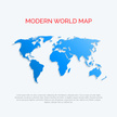 World Map,Globe - Man Made ...