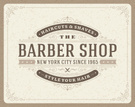 Barber Shop,Old-fashioned,S...