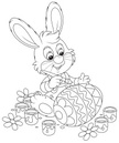 Easter Bunny,Coloring,Toy R...