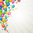 Orange Color,Celebration,Yellow,Levitation,Fun,Design Element,Vector,Backgrounds,Birthday,Bright,Vitality,Blue,Pattern,Happiness,Vibrant Color,Party - Social Event,Colors,Illustration,Multi Colored,Design,Beauty,Red,Balloon,Pink Color,Green Color