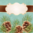 Pine Cone,Greeting,Season,E...