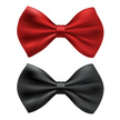 Bow Tie,Red,Elegance,Vector...