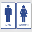 Sign,Airport,Hygiene,Ilustration,Computer Graphic,Blue,Vector,Accessibility,Label,Men,Outline,unisex,Domestic Bathroom,Symbol,sanitary,People,Domestic Room,Women