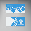 template,Flyer,Sparse,Blue,...