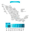 Cartography,Map,Mexico,Weat...