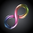 Infinity,Sign,Multi Colored...