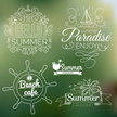 Summer,Invitation,Label,Enj...