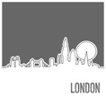 London - England,Vector,Urb...