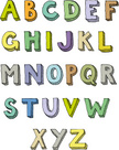 Alphabet,Drawing - Art Prod...