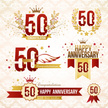 50th Anniversary,50-54 Year...