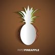 Pineapple,Paper,Juice,Isola...