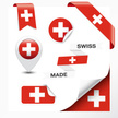 Switzerland,Flag,Making,Bad...