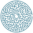 Maze,Leisure Games,Circle,P...