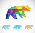 Bear,Geometric Shape,Symbol...