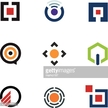 Application software menu sharing ideas for mobile future logo icon