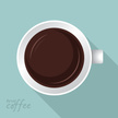 Latte,Ilustration,Morning,C...