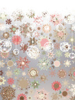 Scrapbook,Label,Snowflake,C...