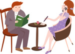 Table,Talking,Cup,Clip Art,...