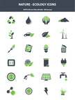 Environment,Icon Set,Car,Wi...