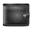 Wallet,Leather,White,Black ...