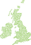 Map,UK,England,Town,Wales,r...