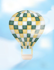 Hot Air Balloon,Cheerful,Fl...