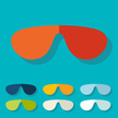 Four-Eyes,Summer,Beach,Appl...