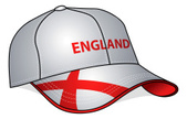 English Flag,England,Hat,Ba...