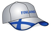 Flag,Baseball Cap,Europe,Fi...