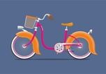 Bag,Cycling,Bicycle,Pink Co...