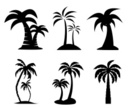 Palm Tree,Symbol,Abstract,V...