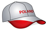 Polish Flag,Poland,Baseball...