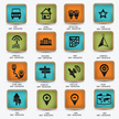 Icon Set,Highway,Symbol,Str...