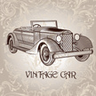 Car,Antique,Old-fashioned,G...