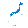 Japan,Vector,Outline,Countr...