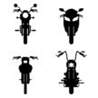 Motorcycle,Front View,Motor...