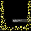 Square,Yellow,Star Shape,Co...