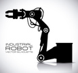 Robotic Arm,Robot,Vector,In...