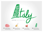 Pizza,Tower,Italy,Symbol,Ty...